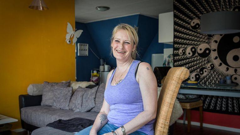 Sonja Groot Obbink: 'Ik realiseerde me dat ik mijn eigen plek kwijt kan raken. Dat wil ik niet' Beeld Dingena Mol