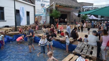 Jong en wat ouder swingt op tiende editie Sexy Summertime Festival