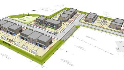 Sociaal huisvestingsproject Baekveld krijgt vorm