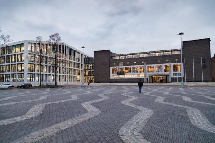Provinciehuis Gelderland in Arnhem