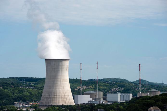 La centrale nucléaire de Tihange (archives).