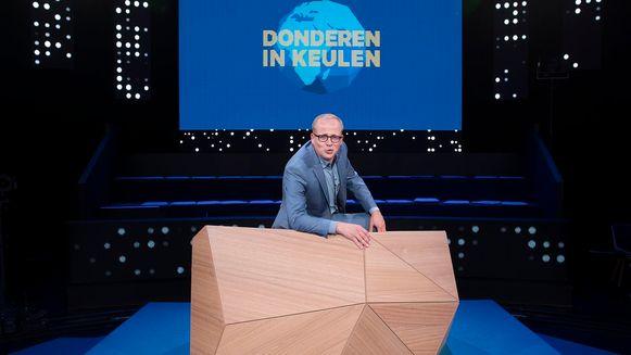 Donderen in Keulen - Sven De Leijer