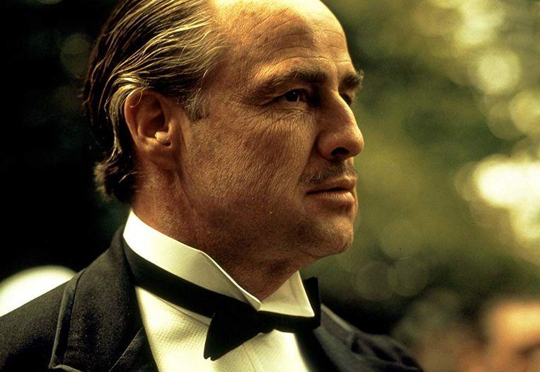 Beeld uit The Godfather (1972). Beeld
