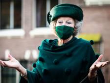 Ook prinses Beatrix wil zich laten inenten tegen coronavirus