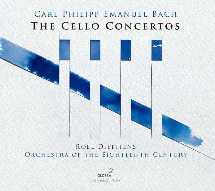 Carl Philipp Emanuel Bach, the chello concertos.
