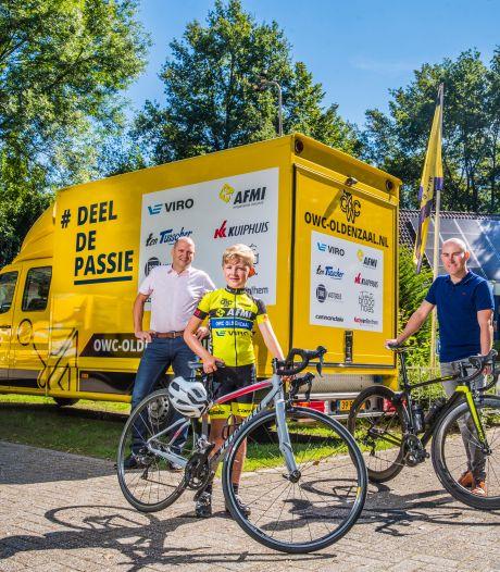 Nieuw denken moet wielerclub OWC uit Oldenzaal terug op de kaart zetten: 'Talent is van alle tijden'