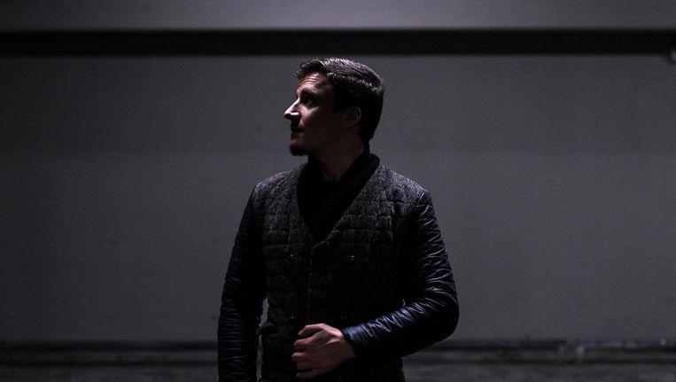 Morid Aziz, afvallige Afghaanse student (23). Beeld Mike Roelofs