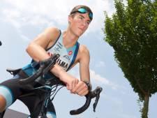 Triatleet Thomas Cremers zint na val en lekke band op revanche in NK sprint