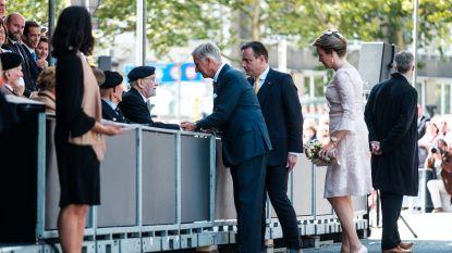 Vrouw die moest onderduiken in WO II, prijst moed van Belgen