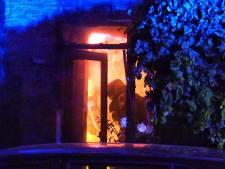 Woning in Enschede verwoest door vlammenzee