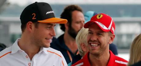 Vandoorne van Formule 1 naar Formule E