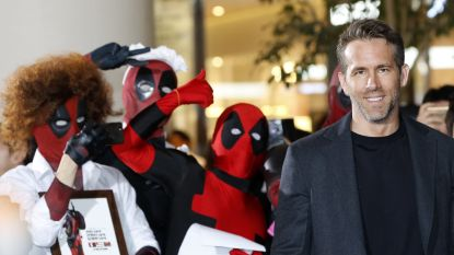 """Ryan Reynolds is niet zeker of hij een derde 'Deadpool'-film wil: """"Ik weet niet of hij nog op zichzelf kan staan"""""""