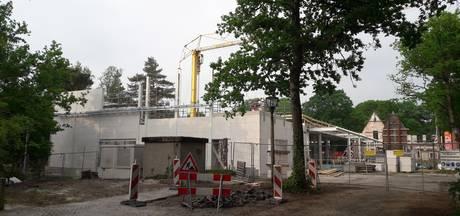 Bouw gemeentehuis Waalre vordert