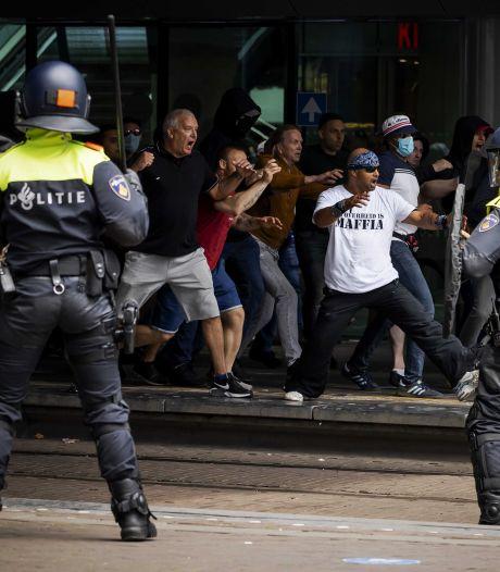 Haagse politie roept iedereen op 'vooral thuis te blijven'