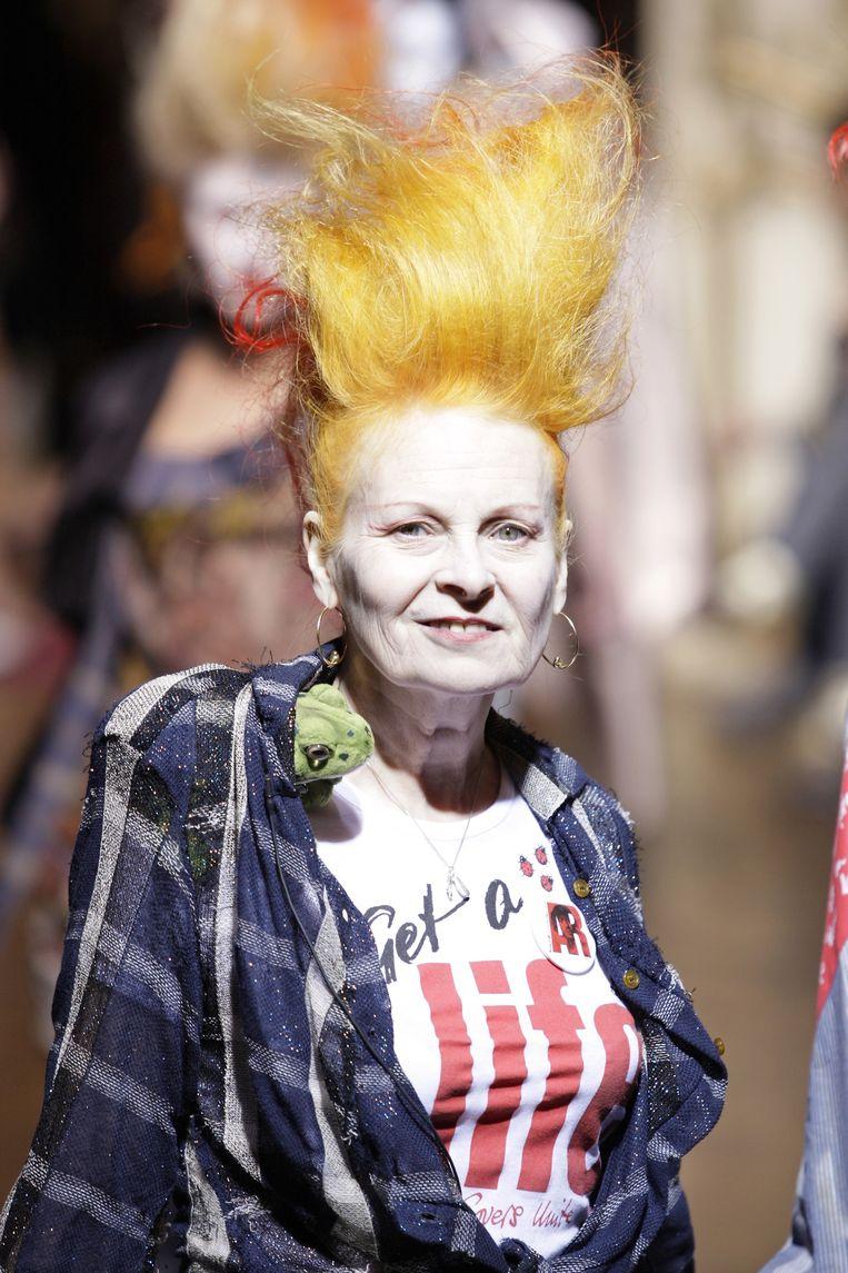 Westwood in 2010. Beeld Peter Stigter