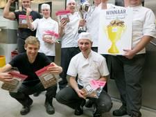 Banketbakker Van Otten wint gilde-prijs