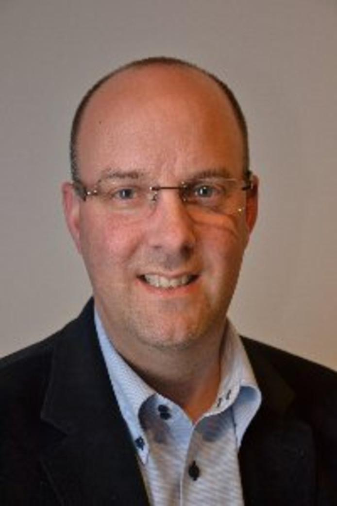 Wethouder René Lazeroms