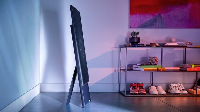 Samsung lance The Sero, la télé qui se regarde tant à l'horizontale qu'à la verticale.
