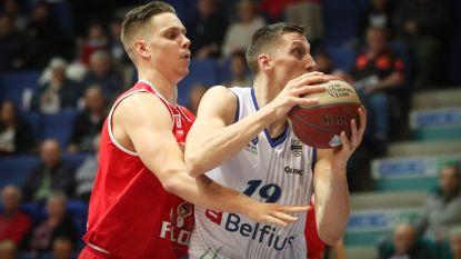 BC Oostende is klaar voor dubbele bekerconfrontatie met Aalst