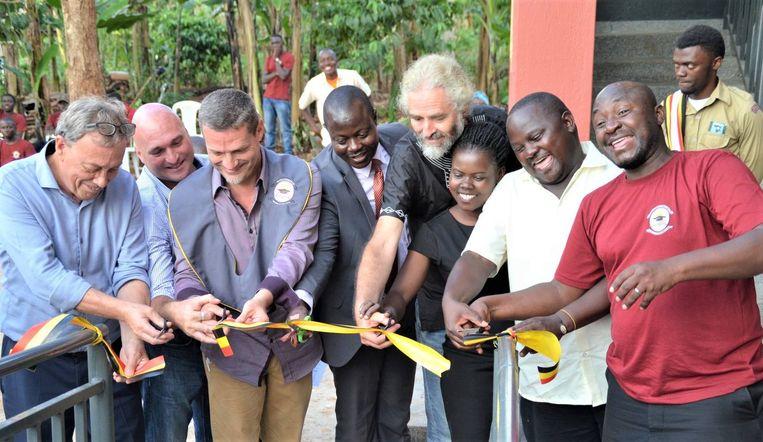 Opening M-Lisada Passion Primary School