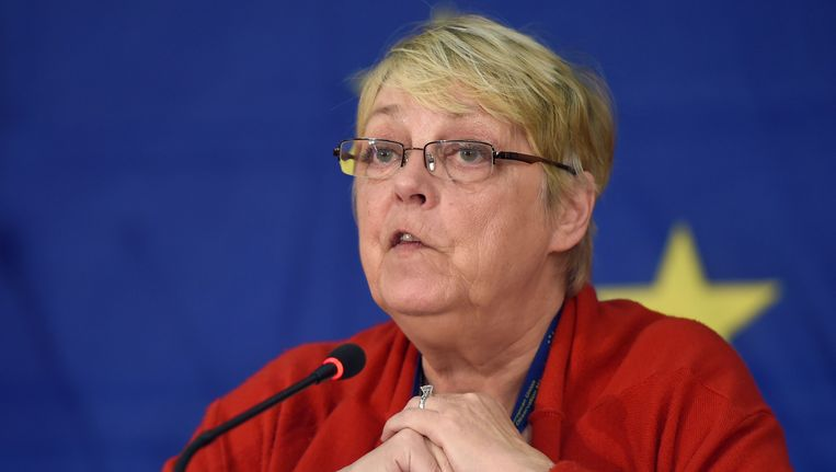 Annemie Neyts zetelde ruim 15 jaar in het Europees Parlement.