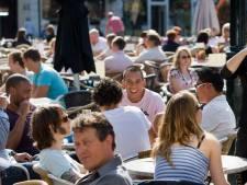 Toerisme in Dordrecht heeft volgens VVV niet te lijden onder hete zomer