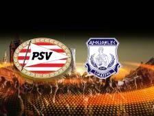 PSV treft met Apollon Limassol eerste club uit Cyprus