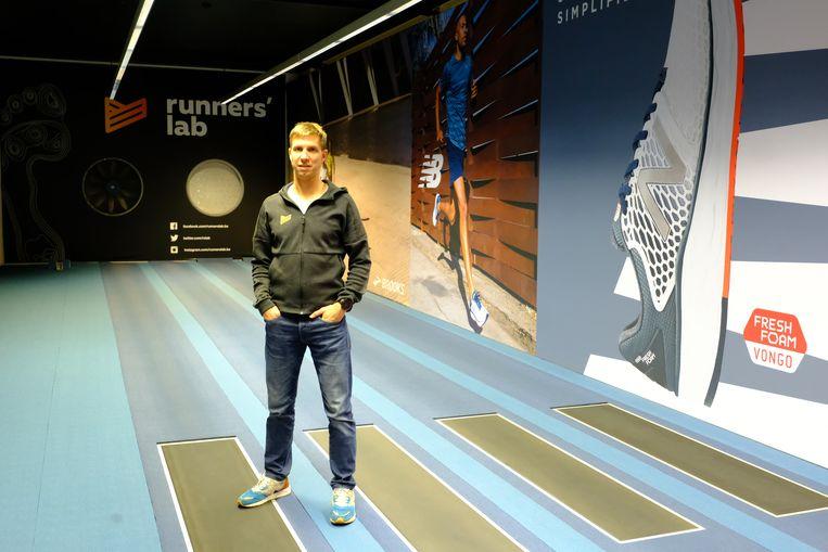 Koen Wilsens van Runner's Lab zal de lopers voorbereiden op de 10 miles