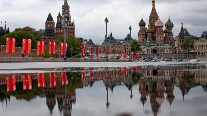 Recordaantal nieuwe besmettingen in Rusland, dat nu Frankrijk en Duitsland voorbijsteekt