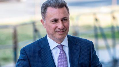 Voortvluchtige Macedonische oud-premier heeft in Hongarije asiel aangevraagd