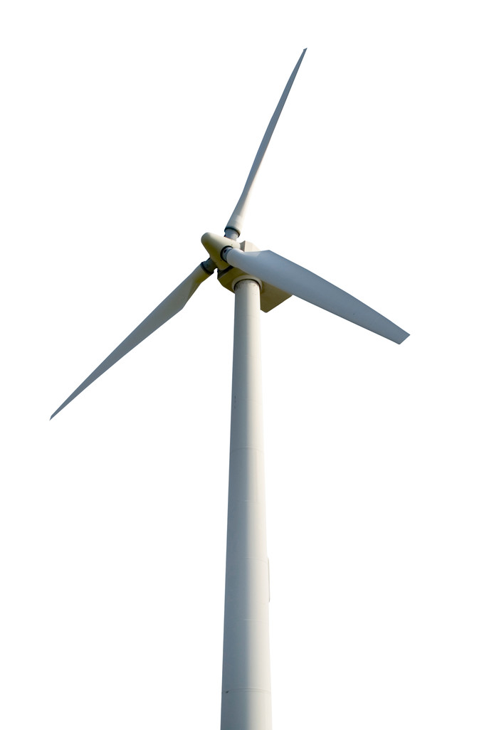 WIndturbine. Windmolen.