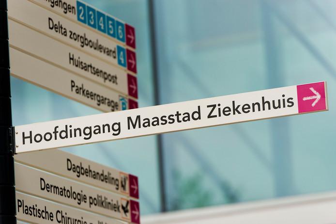 Het Maasstad Ziekenhuis kampt met stijgende zorgkosten.