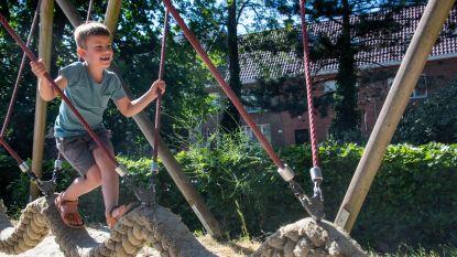 Kinderen kunnen weer kind zijn op speelpleintjes