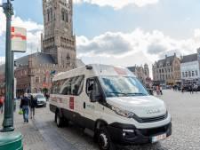 Brugse centrumshuttle rijdt - 'coronaproof' - terug uit vanaf maandag