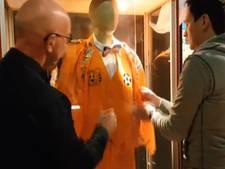 'Oranje Generaal' tussen de sterren bij Voetbal Experience in Roosendaal