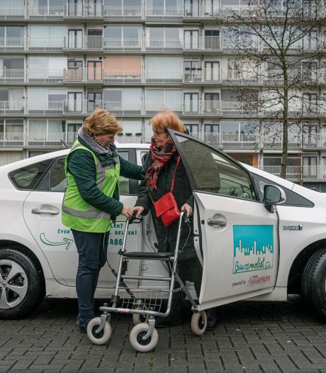 Kas vervoersdienst Buurt Mobiel is bijna leeg, ouderen zijn straks de dupe