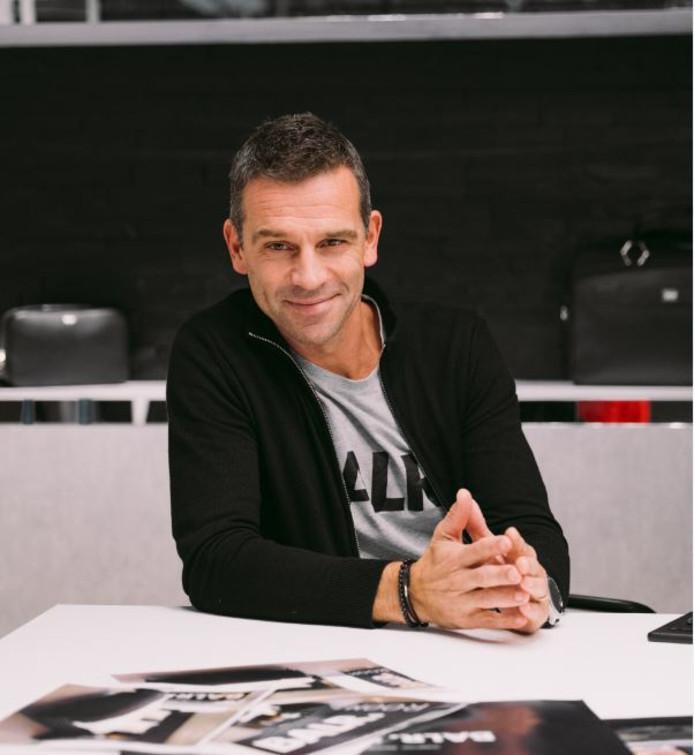 Juul Manders: 'Ik geloof niet in creativiteit als ingeving. Het is vooral hard werk en het investeren van tijd.'