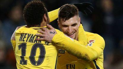 Meunier zet PSG met prinsheerlijke goal op weg naar bekerfinale - Arsenal lijdt smadelijke nederlaag tegen hekkensluiter