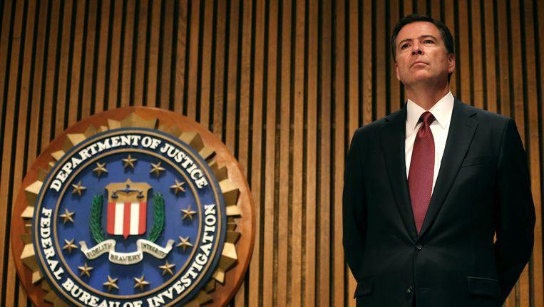 FBI-directeur James Comey Beeld belga