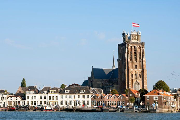 De Grote Kerk van Dordrecht.