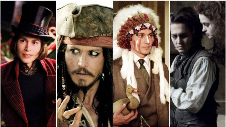 De grootste toppers en flops van Johnny Depp.