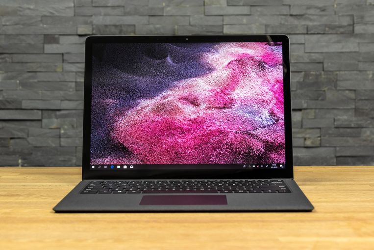 De Surface Laptop 2.