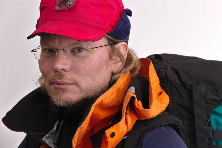 Archieffoto van de Nederlandse cybersecurity-specialist Arjen Kamphuis, die sinds 20 augustus wordt vermist in Noorwegen.