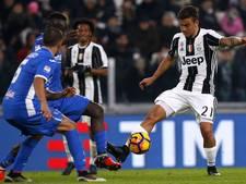 Juventus maakt geen fout tegen Empoli
