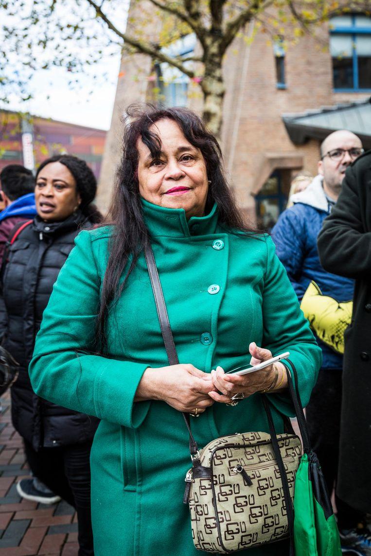 Lourdes Cruz Beeld Tammy van Nerum