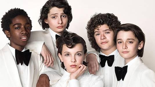 Les acteurs de la série