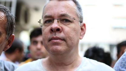 VS en Turkije op weg naar akkoord om Amerikaanse dominee Brunson vrij te laten