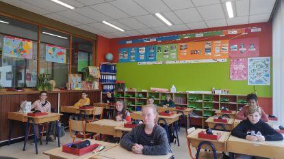 """Basisschool Sint-Elooi herstart de lessen: """"Onze leerlingen hadden er nood aan om hun vrienden terug te zien"""""""