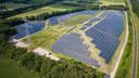 Het eerste operationele zonnepark in Lochem van TPSolar - de Armhoede.