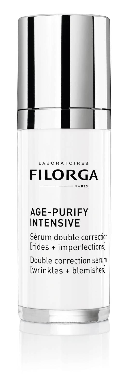 Age-purify Intensive de Filorga - Agit également sur les imperfections - Prix: 61,90 euros.